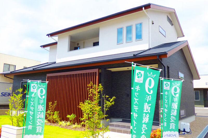 兵庫県加西市のモデルハウス