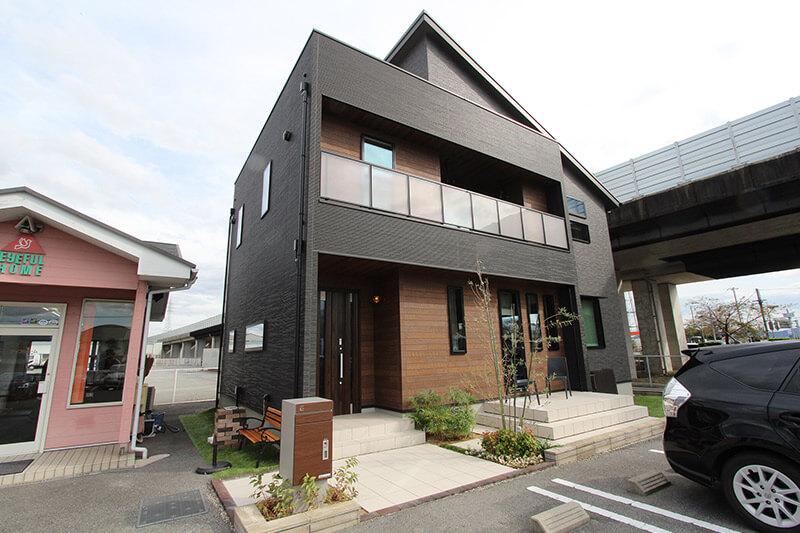 兵庫県龍野市のモデルハウス