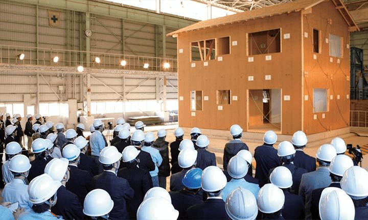 兵庫で地震に強い家の新築の間取り