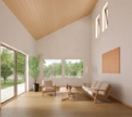 兵庫で高いコストパフォーマンスの木質内装建材