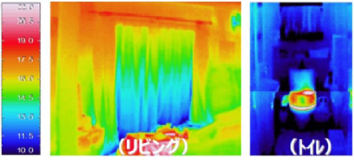 兵庫で高気密高断熱の住宅の断熱性能