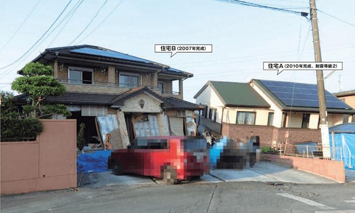 兵庫で繰り返しの地震にも耐える、地震に強い家