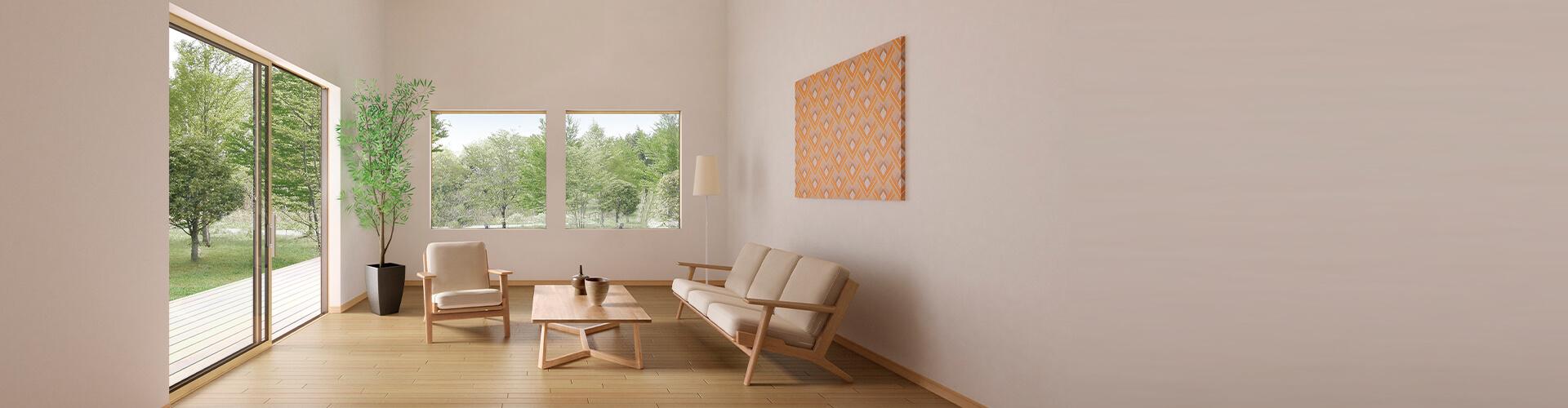 兵庫で自由なデザイン設計の長期優良住宅