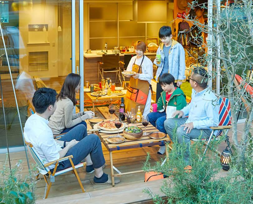 兵庫の住宅商品favo for outdoor