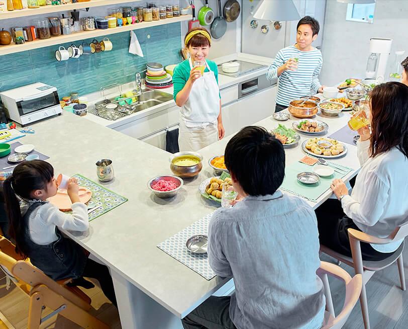 兵庫の住宅商品favo for party