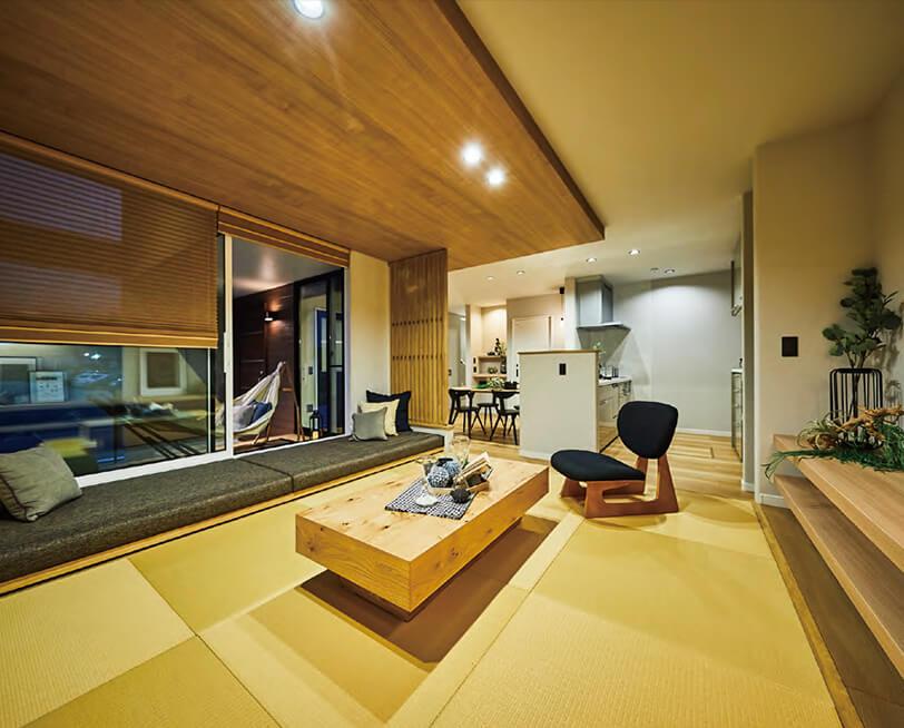 兵庫の住宅商品favo for zen