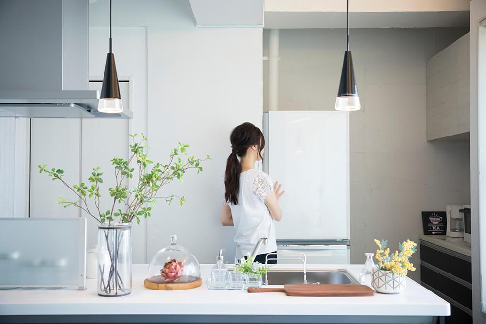 兵庫で光熱費がお得な新築の災害時の冷蔵庫