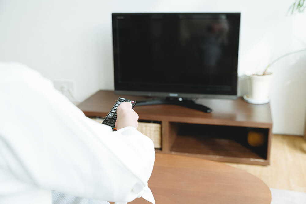 兵庫で光熱費がお得な新築の災害時のTV・スマートフォン