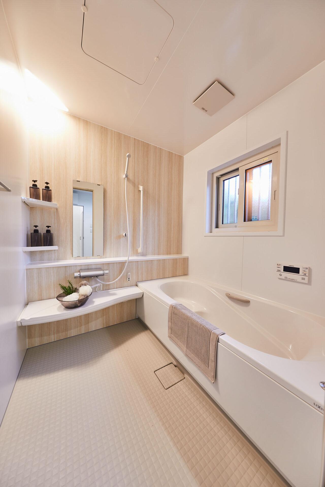 新築お風呂