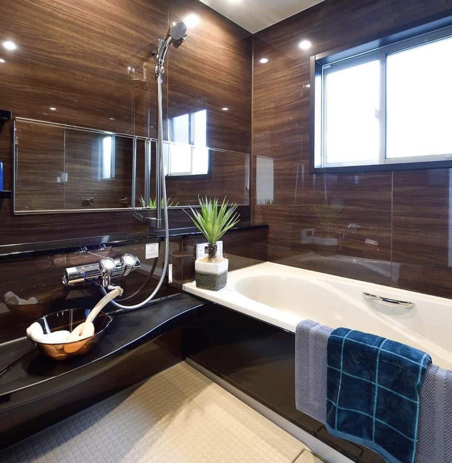 新築のお風呂