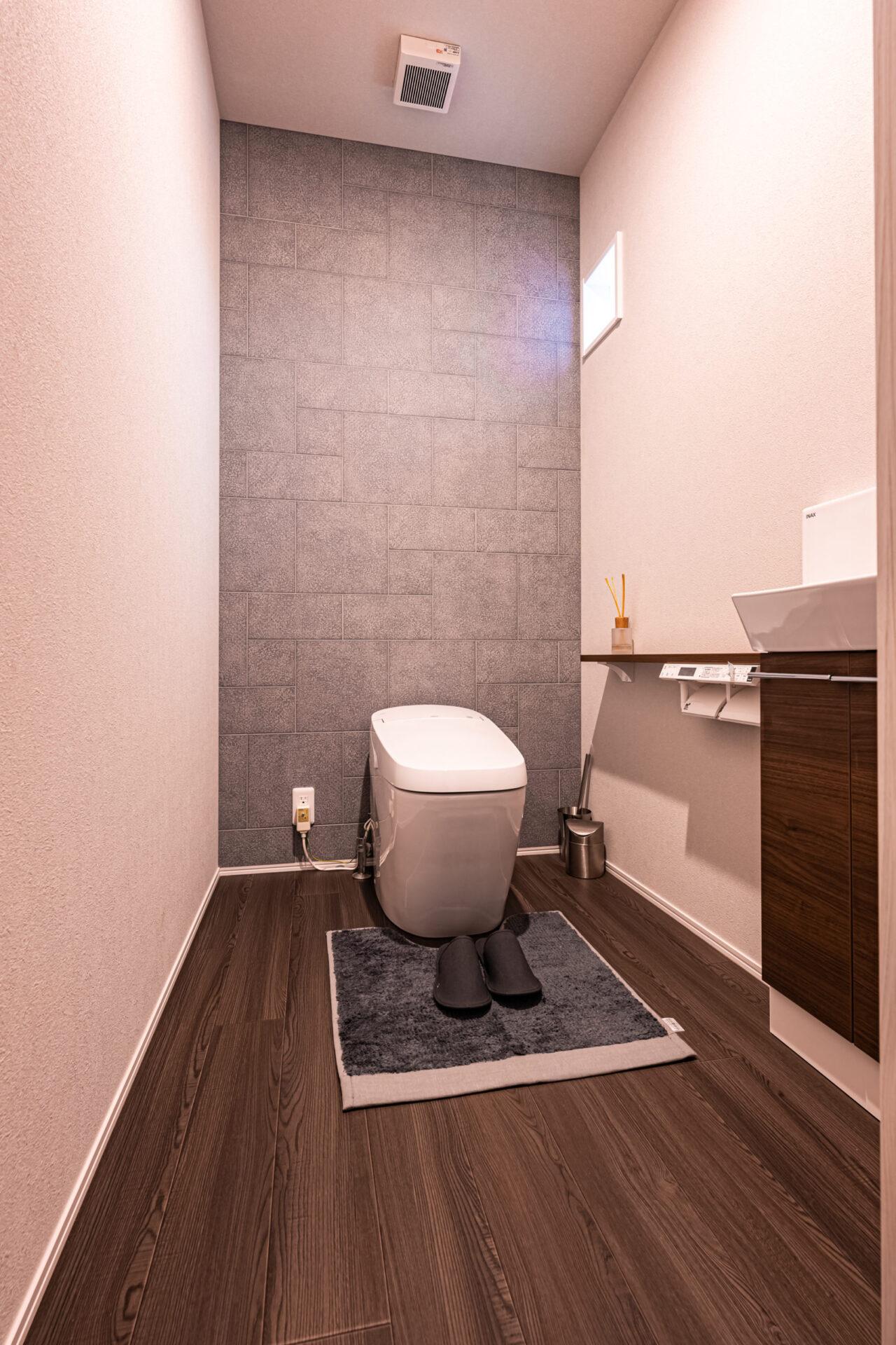 シンク付きトイレ
