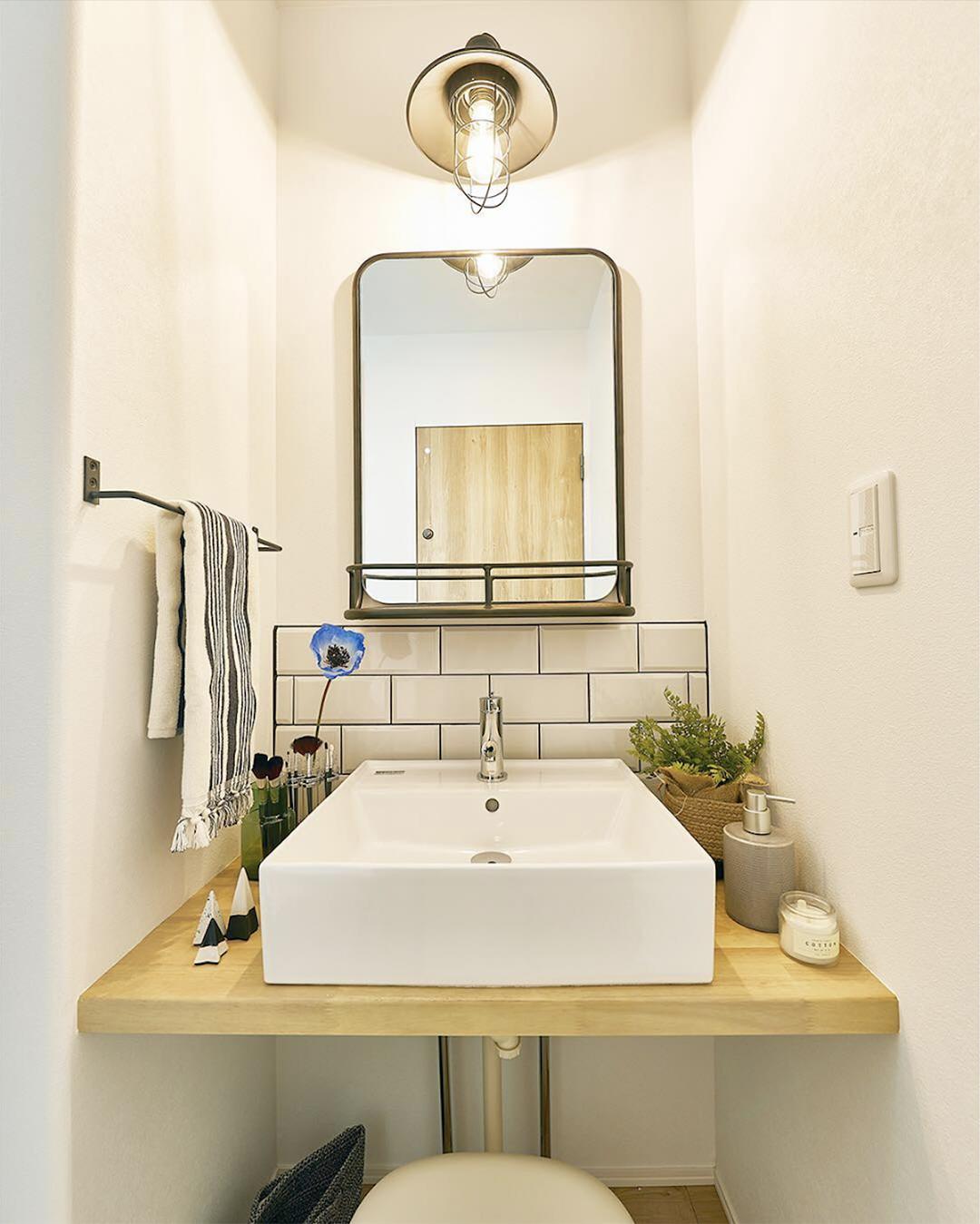洗面台デザイン