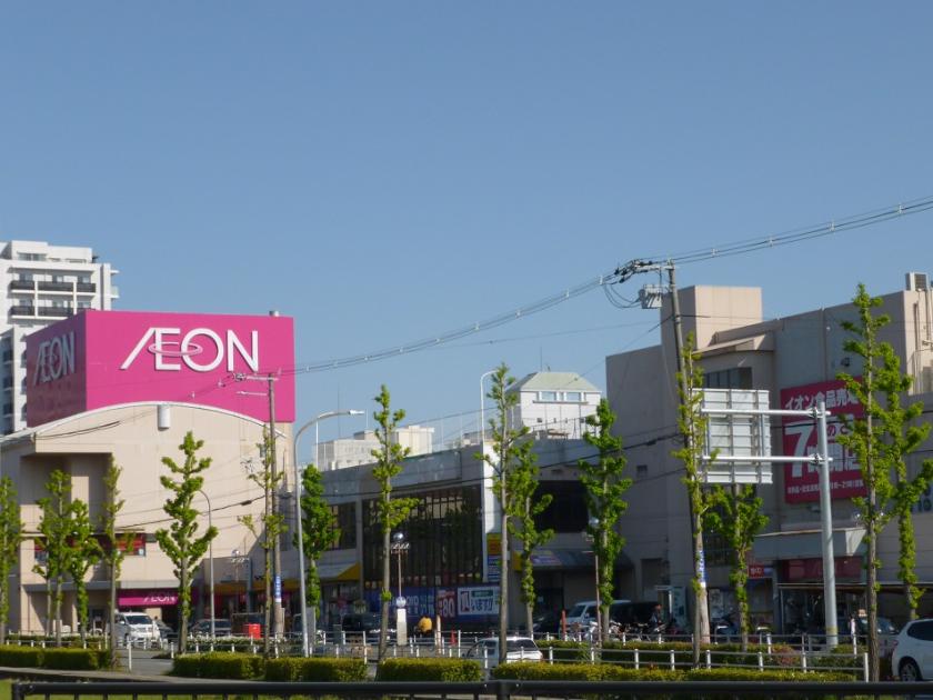 イオン姫路店まで徒歩18分