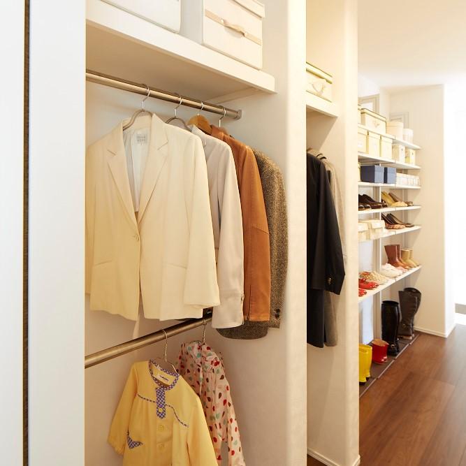 服の収納01