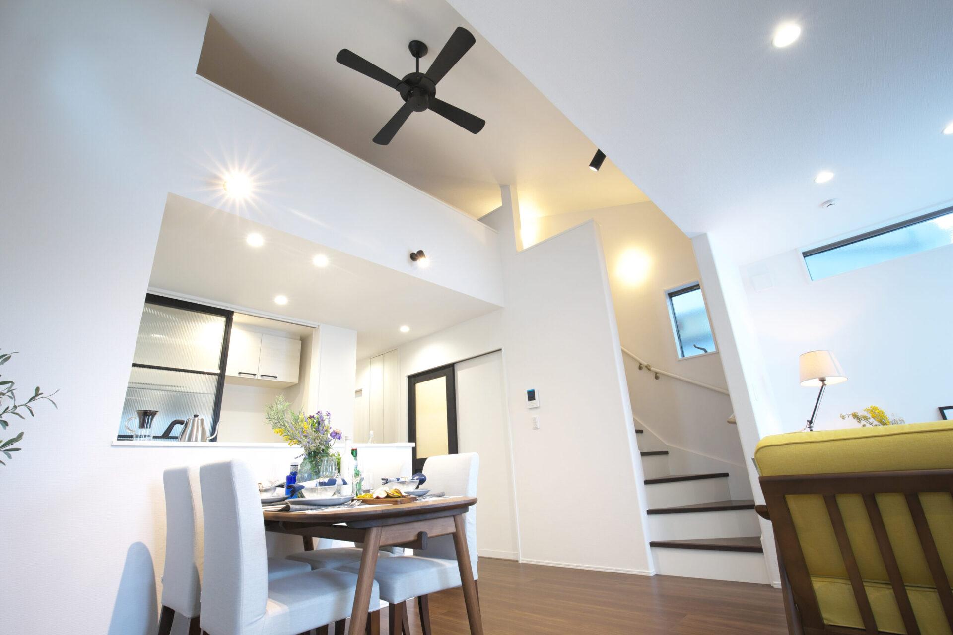 注文住宅の失敗例①  広いリビングはエアコンが効きづらい